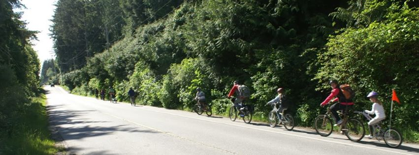 Photo of Group ride on Sunshine coast